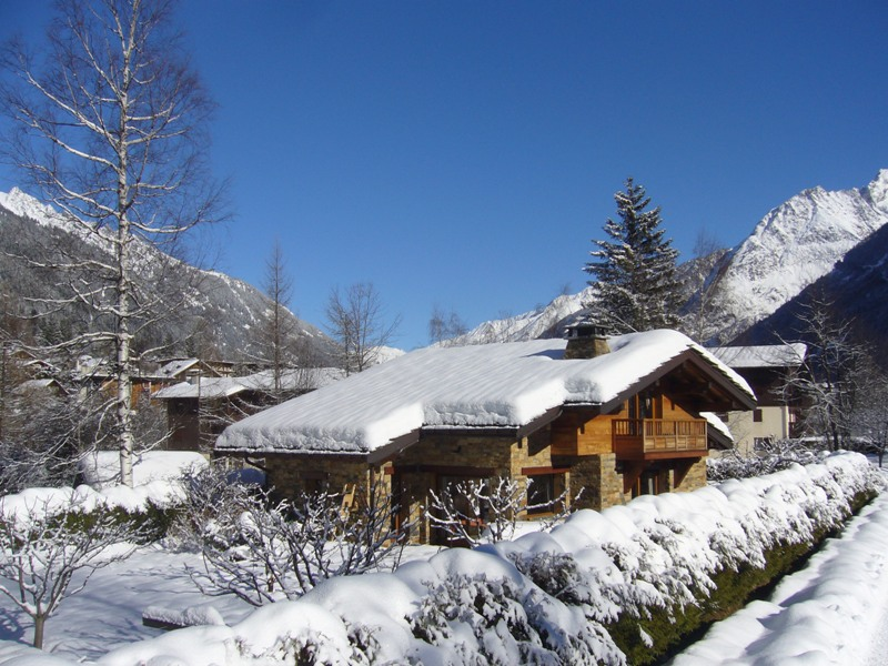 Catered chalet accommodation