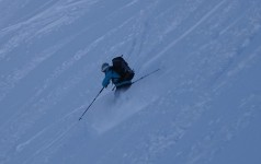 Crochue Berard ski tour